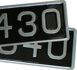 Number Plate Before 1932